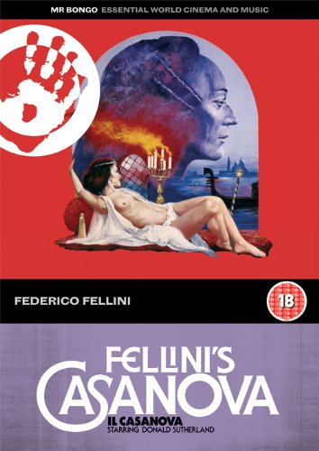 Buy Fellini's Casanova