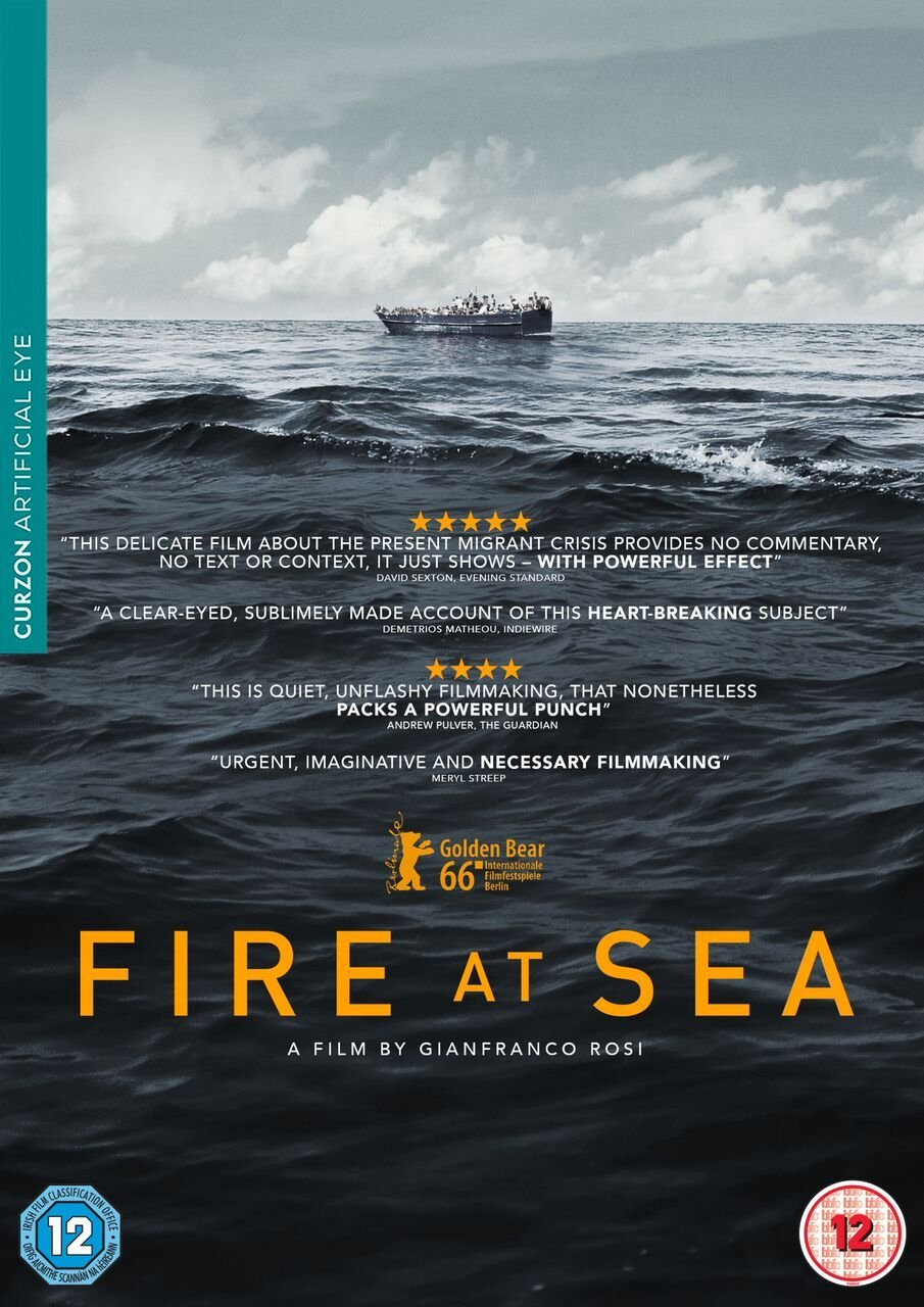 Buy Fire at Sea