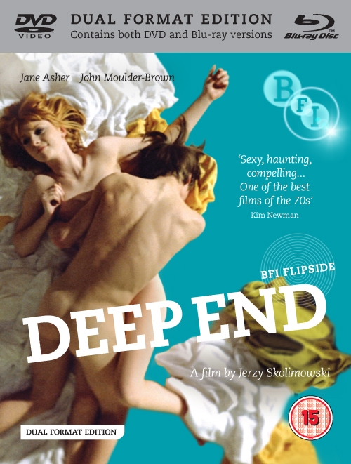Buy Deep End (Flipside 019) (Dual Format Edition)