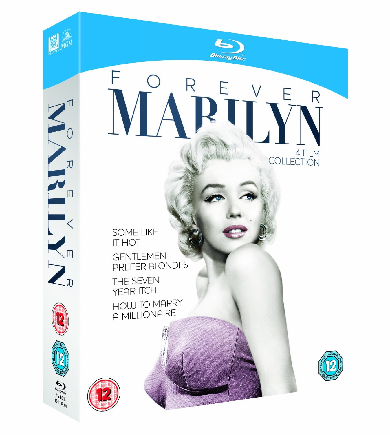 Buy Forever Marilyn (Blu-Ray)
