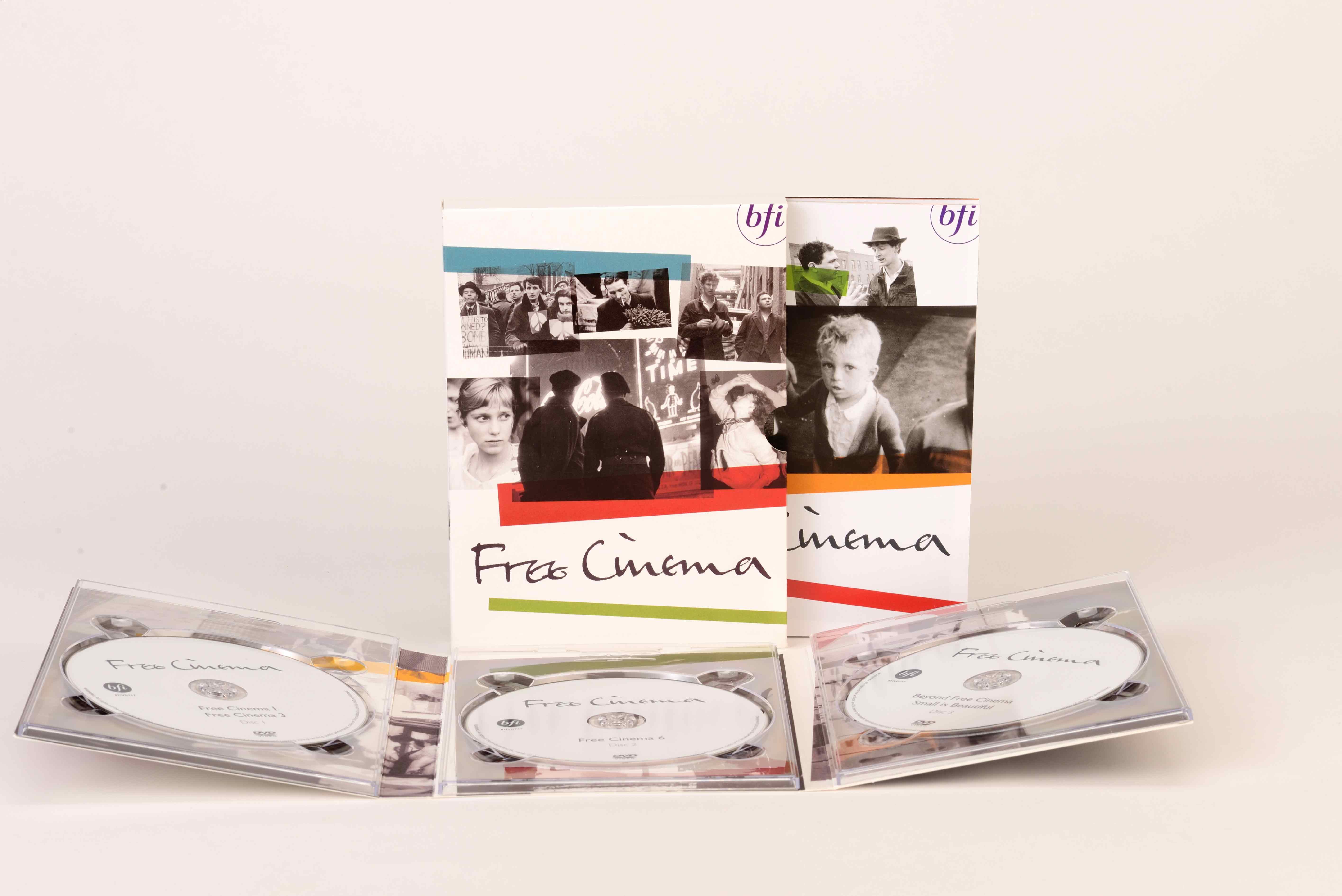 Buy Free Cinema (3-DVD box set)