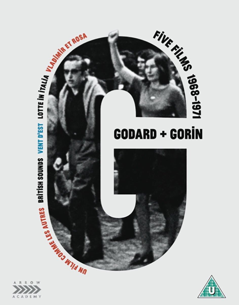 Buy Jean-Luc Godard & Jean-Pierre Gorin: Five Films 1968-1971