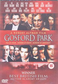 Buy Gosford Park