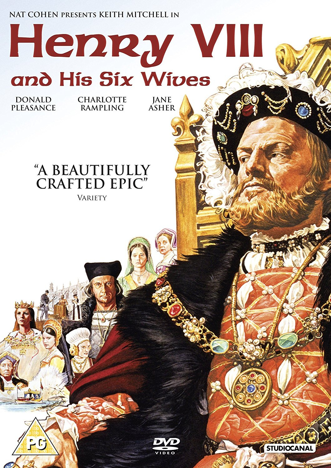 Buy Henry VIII and His Six Wives