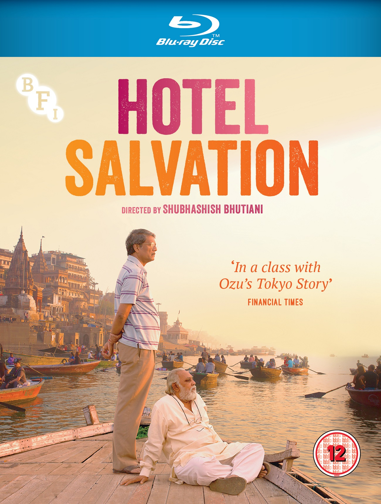 Buy Hotel Salvation (Blu-ray)