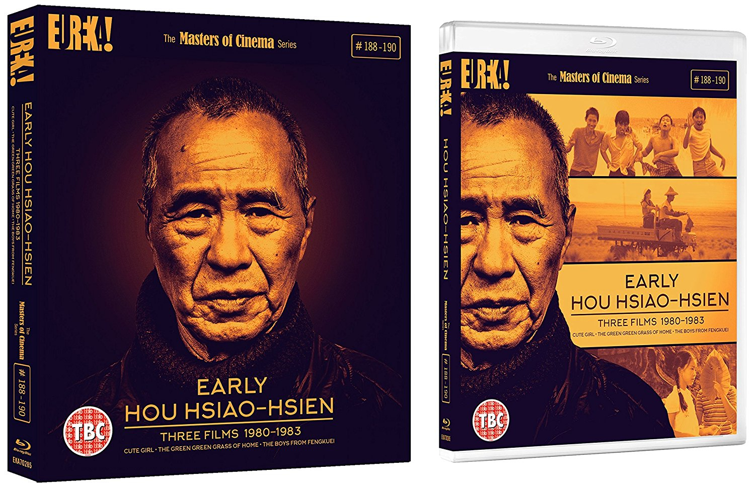 Buy Early Hou Hsiao-Hsien: Three Films 1980-1983