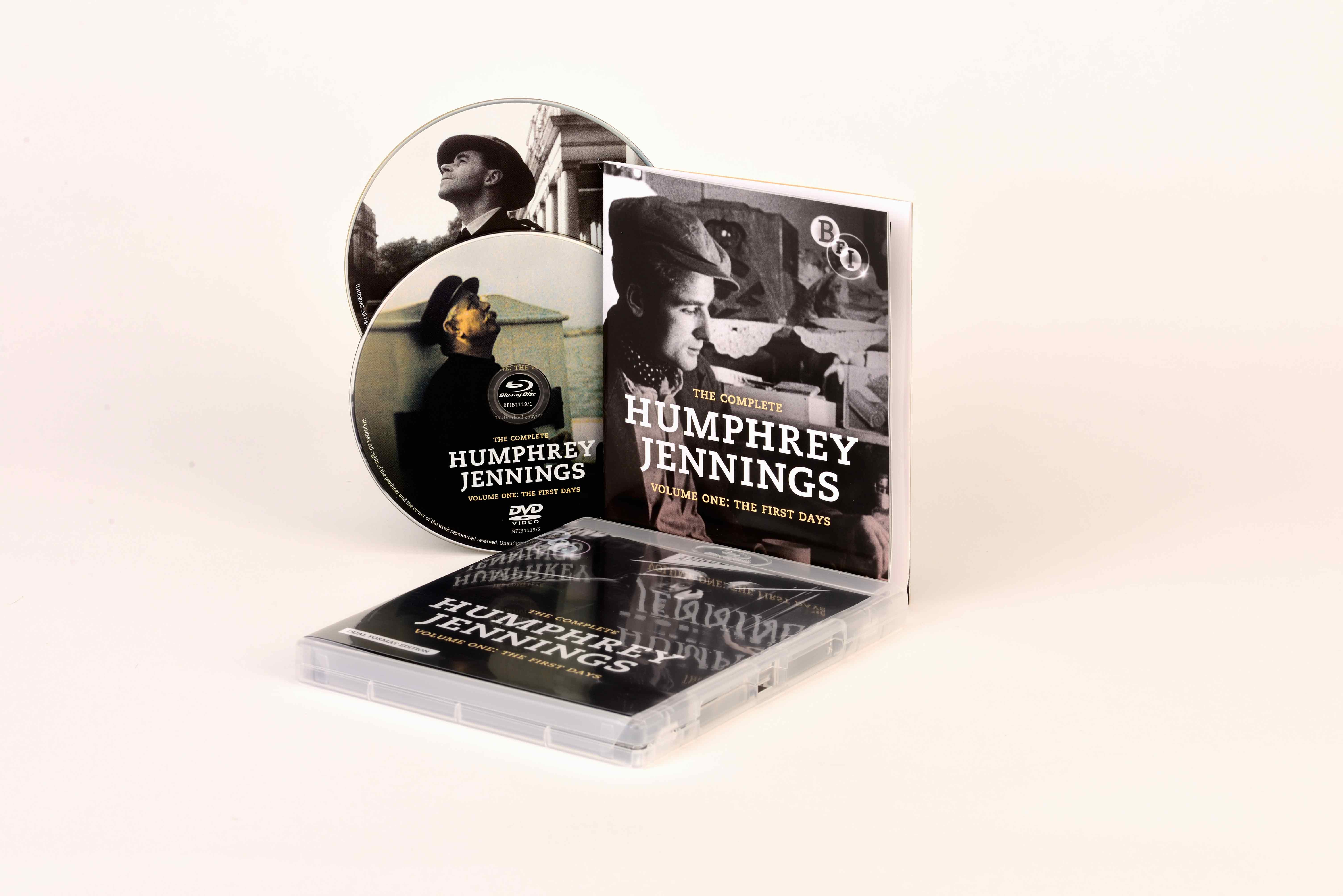 Buy Complete Humphrey Jennings Collection Volume One: The First Days, The (Dual Format Edition)