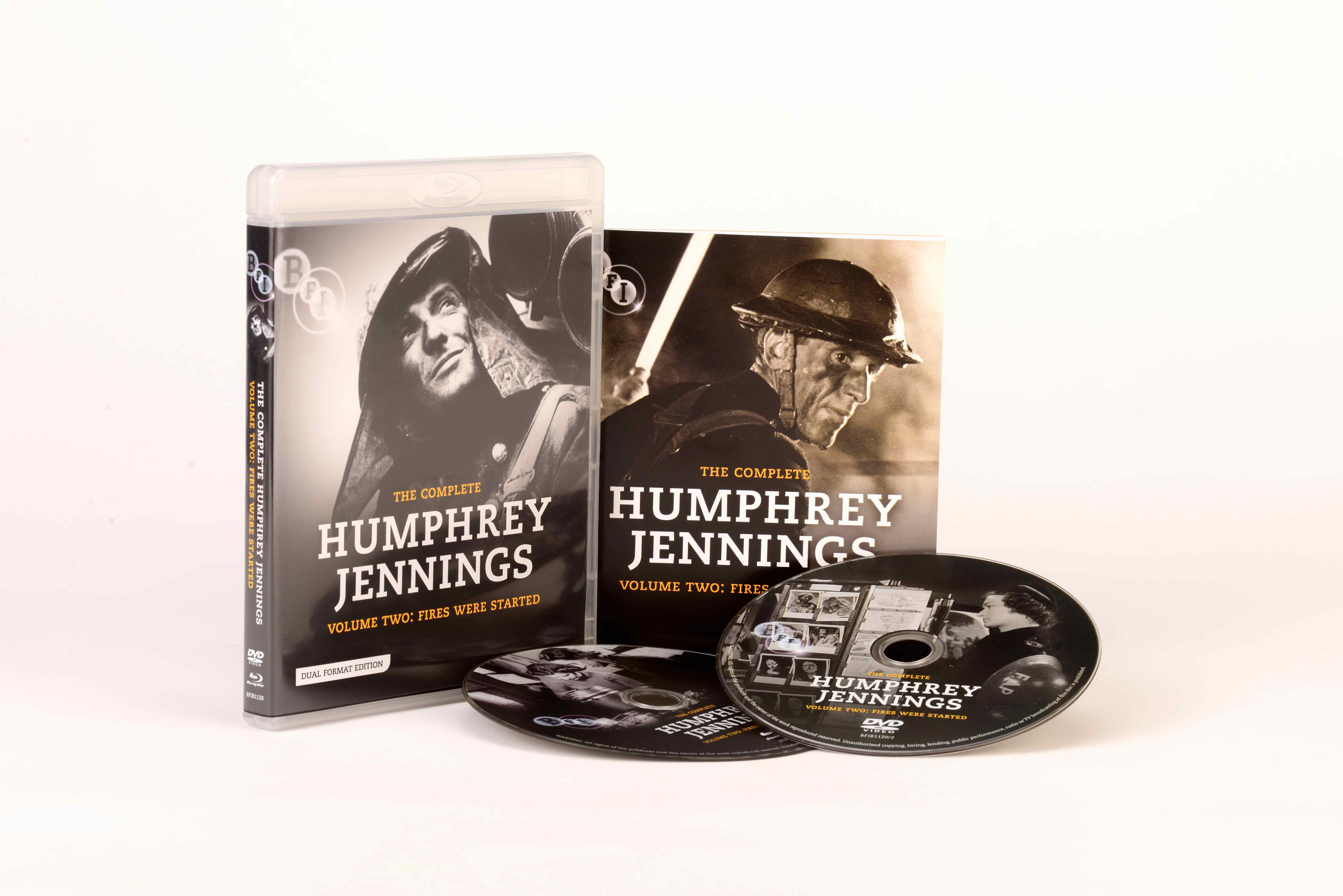 Buy Complete Humphrey Jennings Collection Volume Two: Fires Were Started, The (Dual Format Edition)
