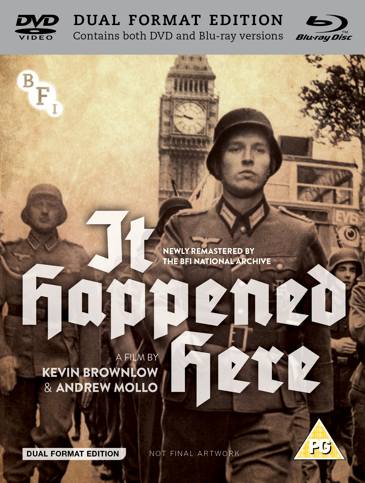Buy PRE-ORDER It Happened Here (Dual Format Edition)
