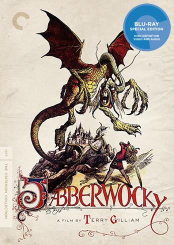 Buy Jabberwocky (BLU-RAY)