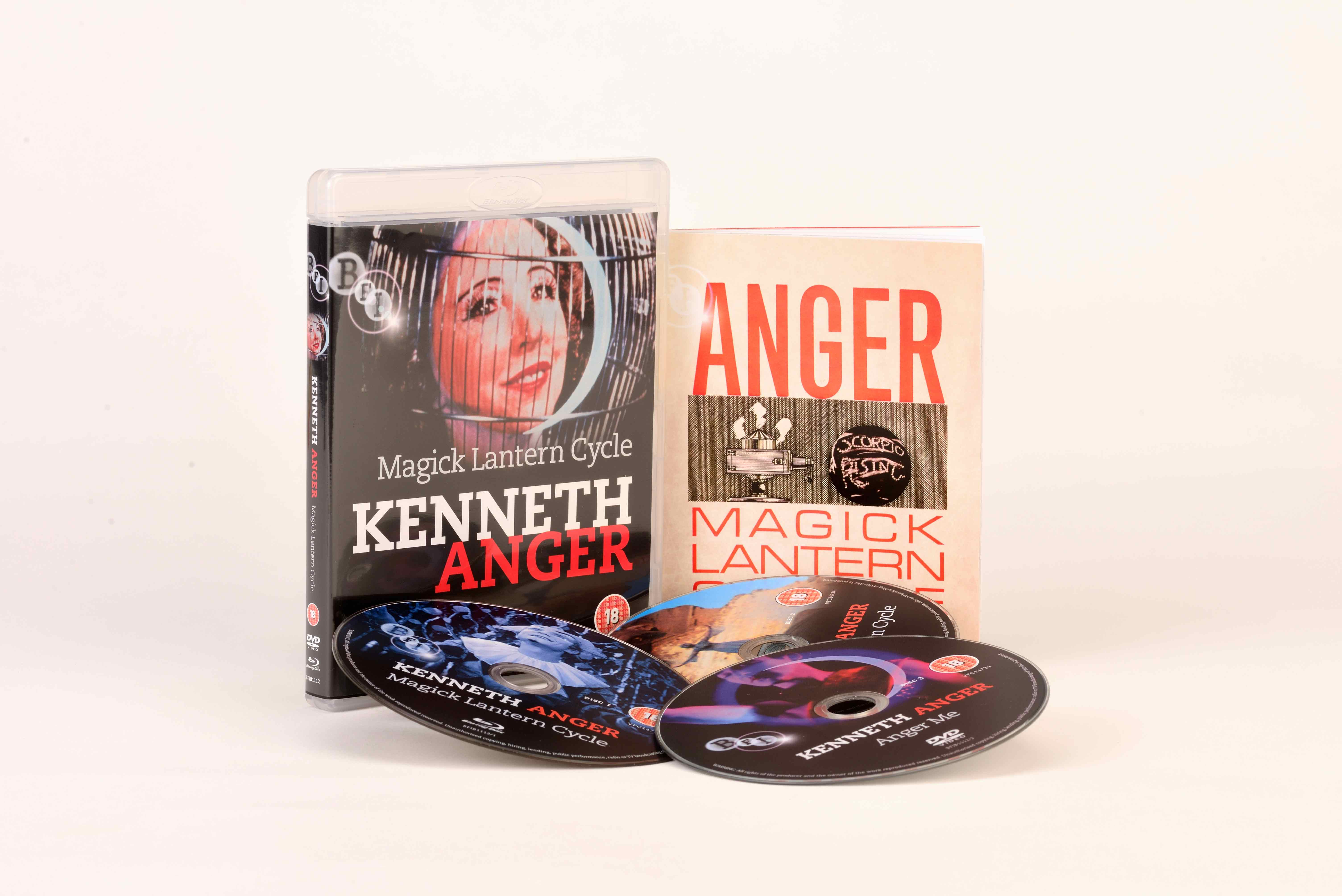 Buy Magick Lantern Cycle (Kenneth Anger) (Dual Format Edition)