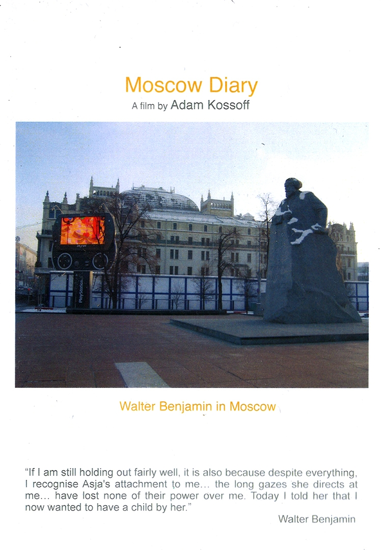 Buy Moscow Diary