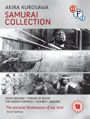 Buy Akira Kurosawa Samurai Collection