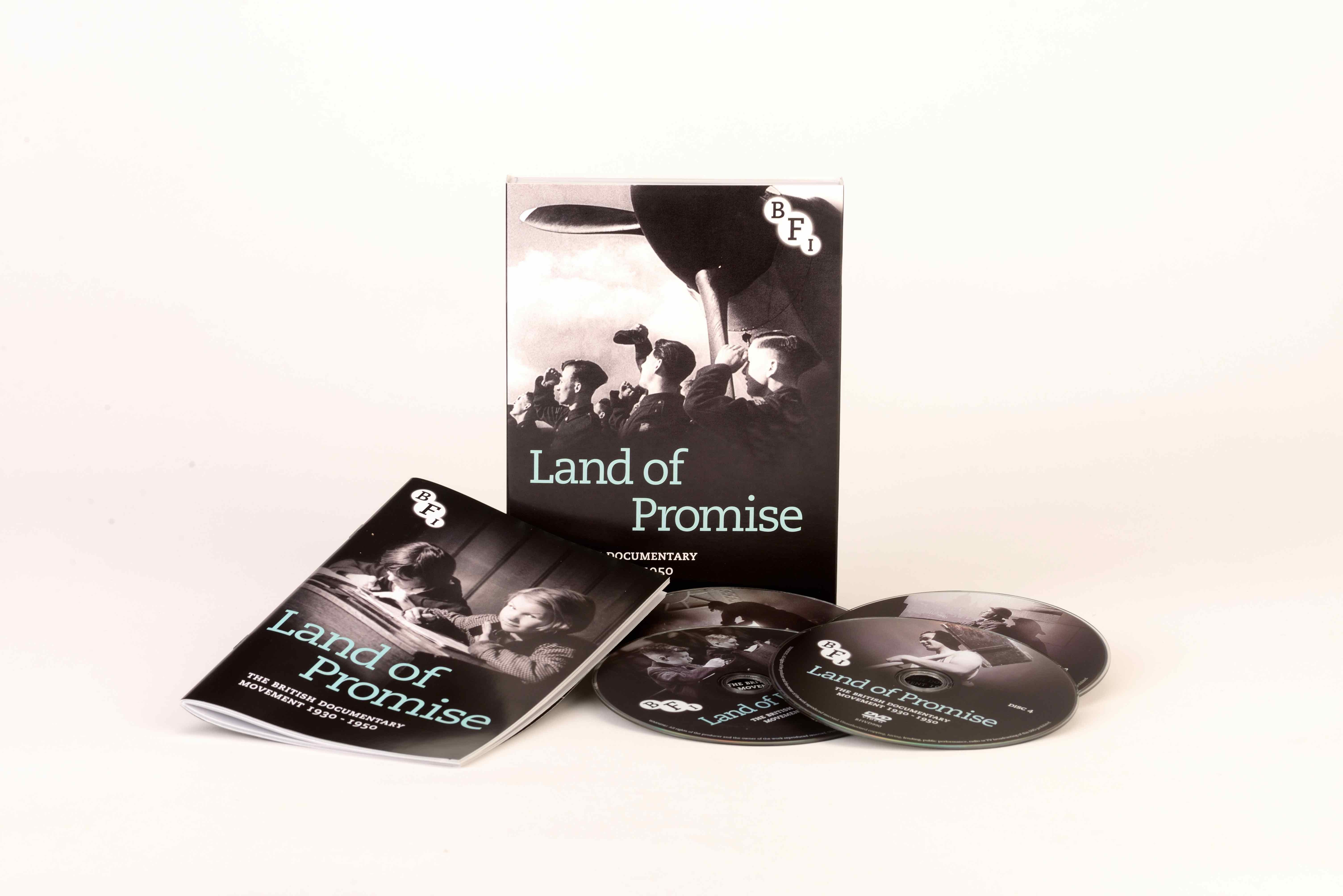 Buy Land of Promise (4-DVD set)