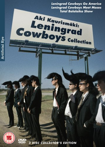 Buy Aki Kaurismaki: Leningrad Cowboys Collection