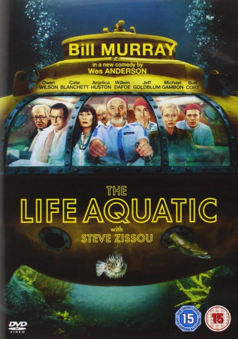 Buy The Life Aquatic with Steve Zissou