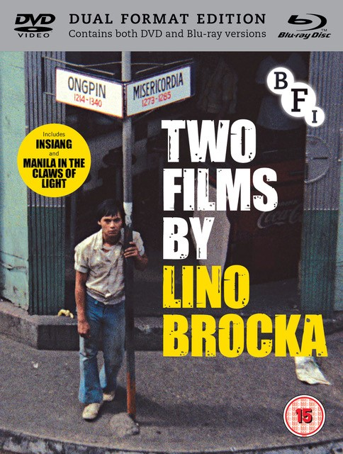 Buy Two Films by Lino Brocka: Manila in the Claws of Light and Insiang