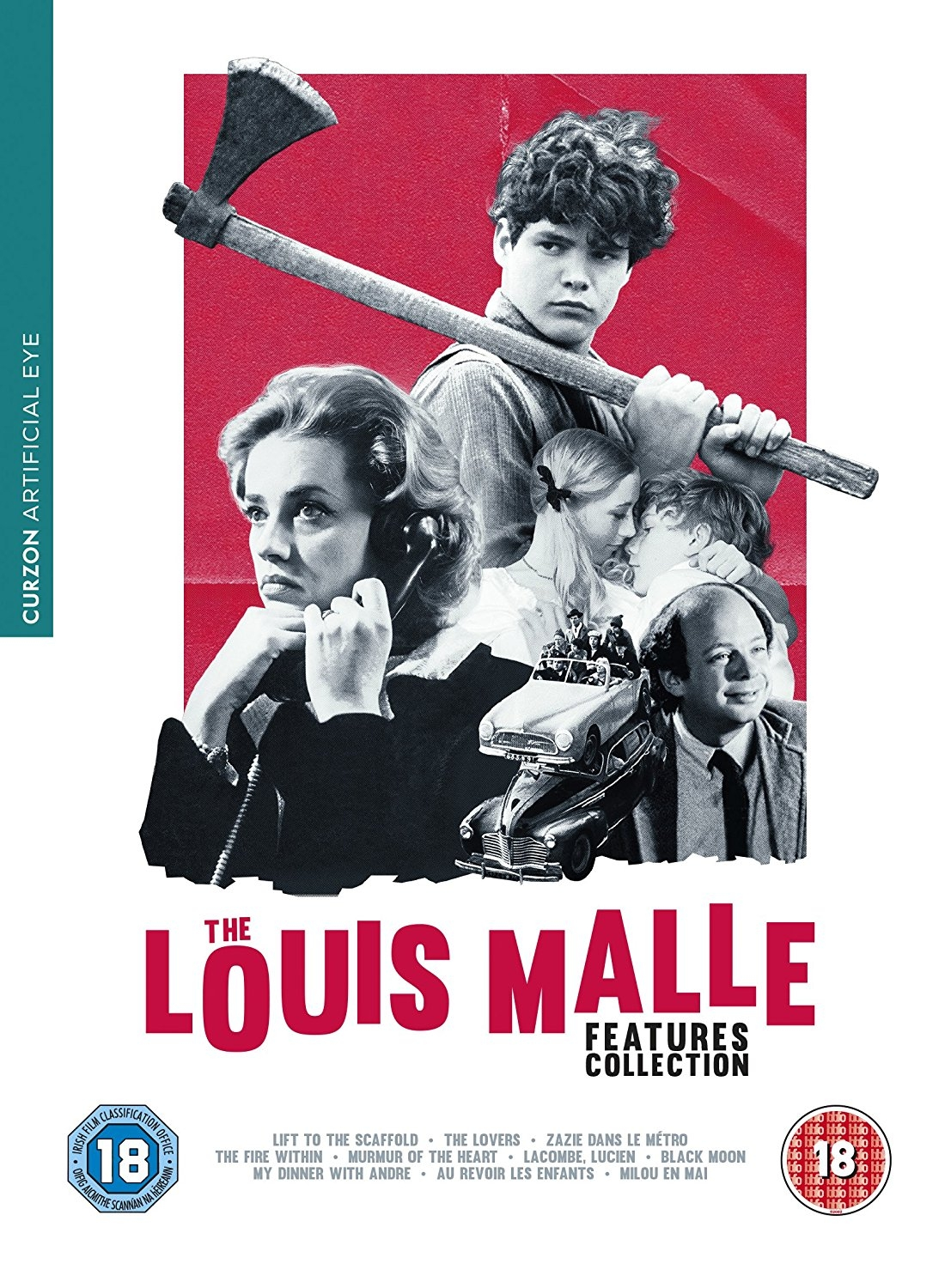 Buy The Louis Malle Features Collection