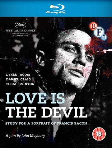 Buy Love is the Devil (Blu-ray)