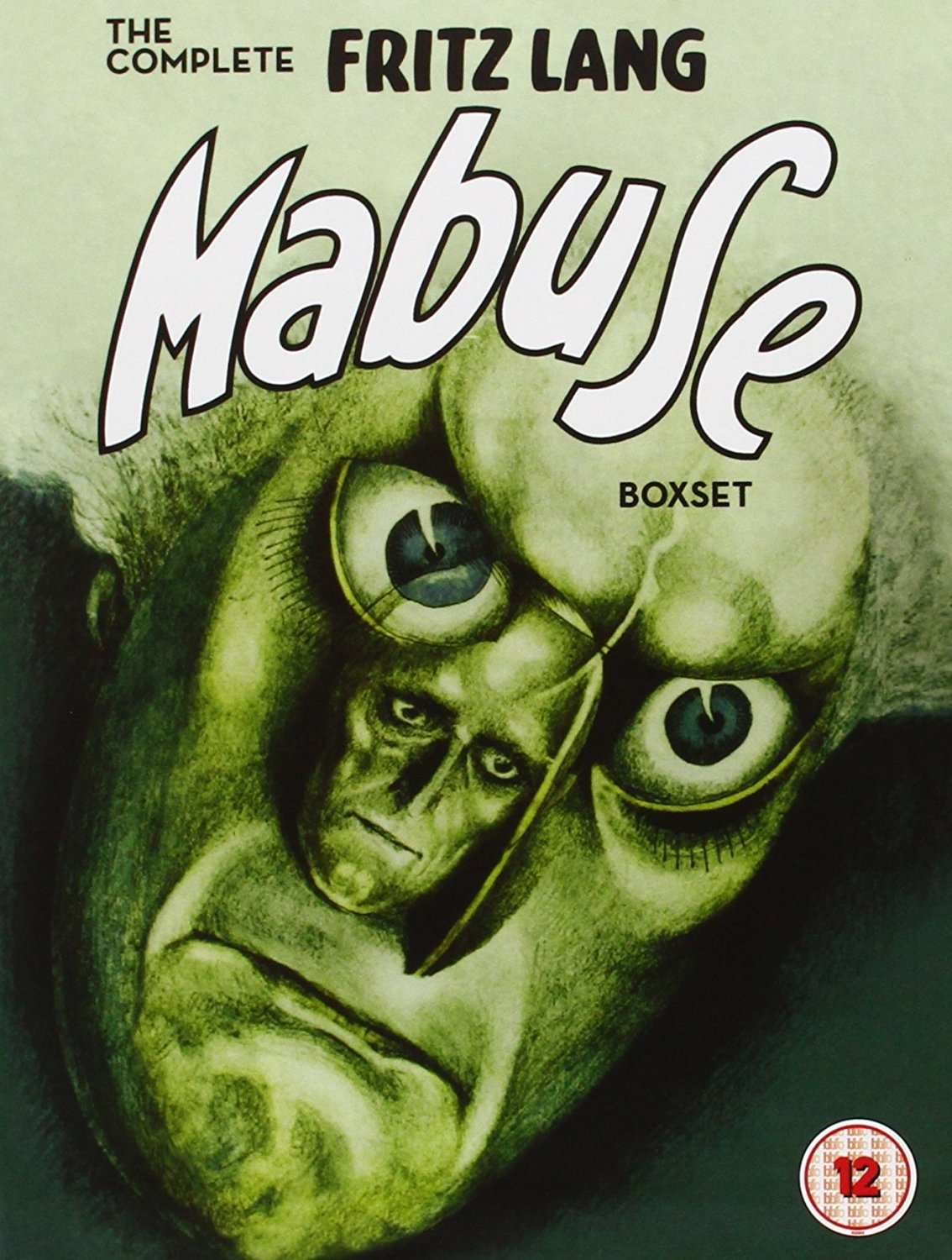 Buy The Complete Fritz Lang Mabuse Collection
