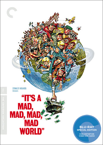 Buy It's a Mad, Mad, Mad, Mad World (BLU-RAY)