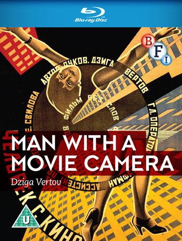 Buy Man With a Movie Camera (Blu-ray)