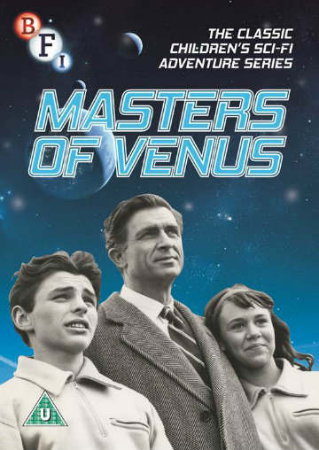 Buy Masters of Venus (DVD)