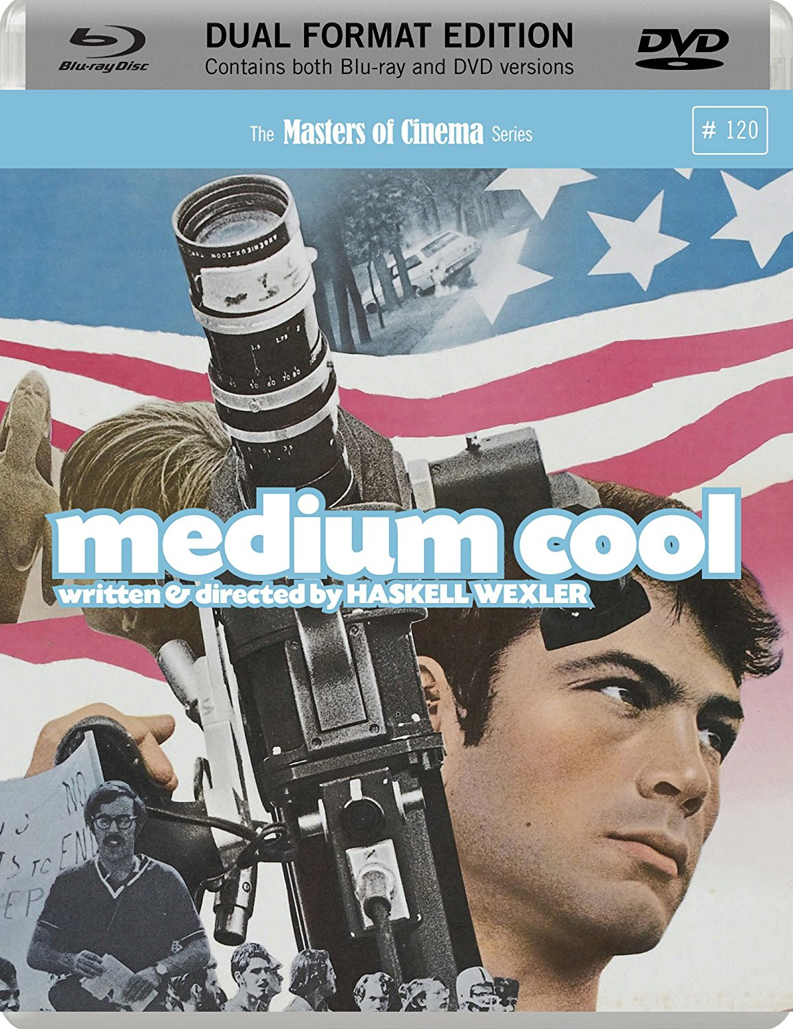 Buy Medium Cool (Dual Format)