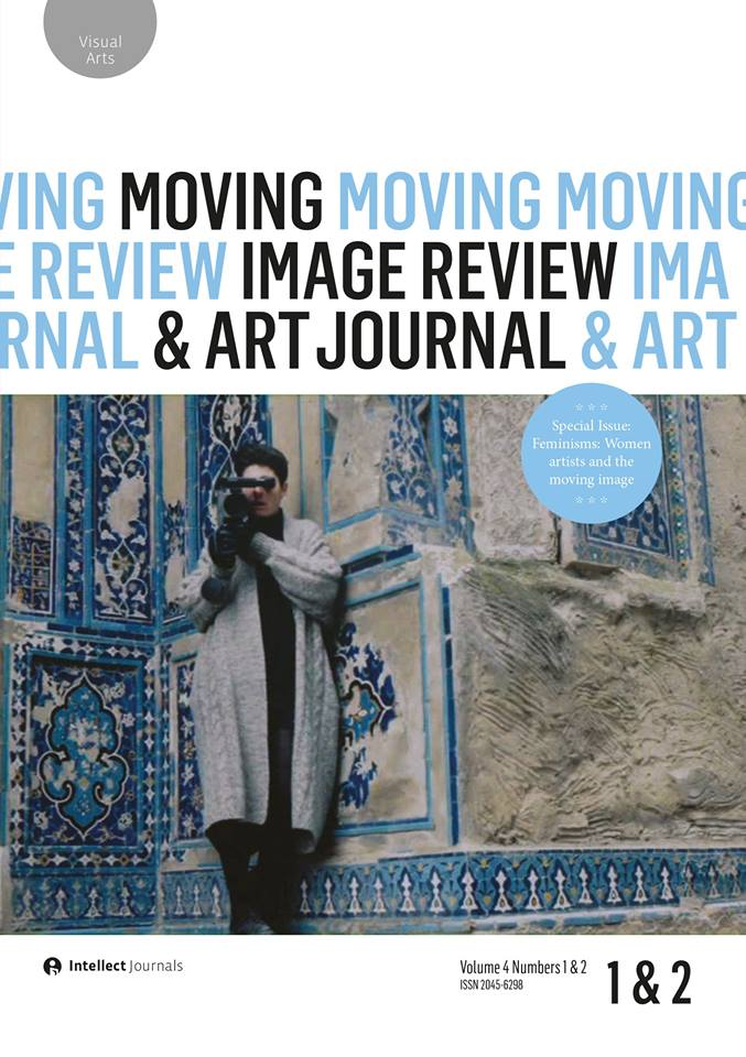 Buy The Moving Image Review & Art Journal - MIRAJ 4.1+2