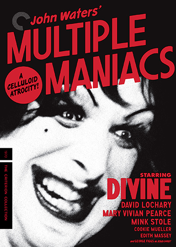 Buy Multiple Maniacs (BLU-RAY)
