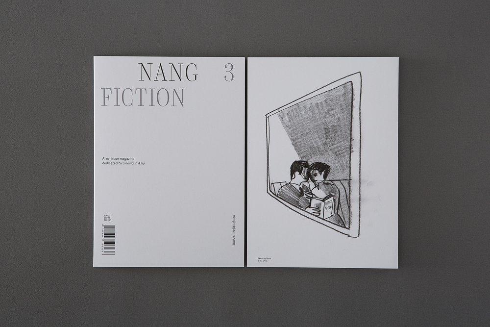 Buy NANG Issue 3: Fiction
