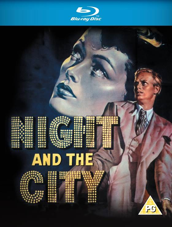 Buy Night and the City (Blu-ray)