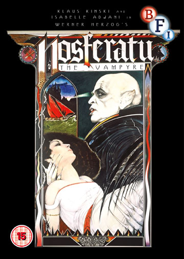 Buy Nosferatu The Vampyre (DVD)
