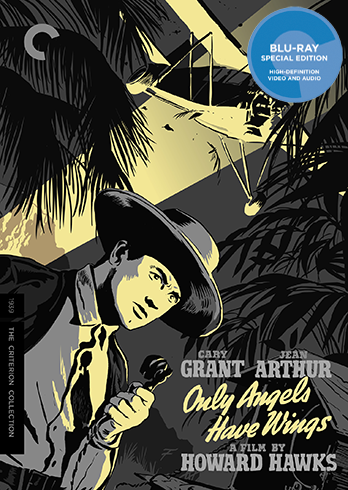 Buy Only Angels Have Wings (BLU-RAY)