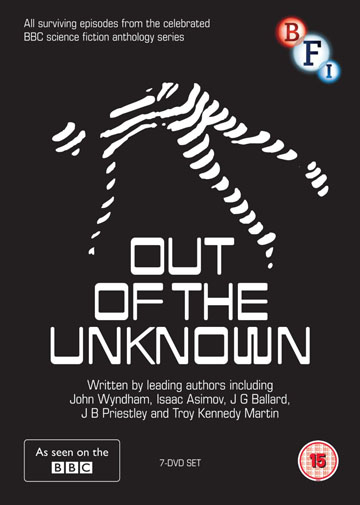 Buy Out of the Unknown (DVD)