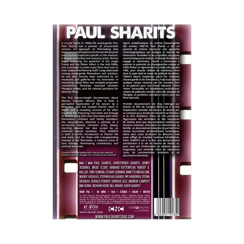 Buy Paul Sharits