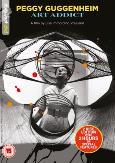 Buy Peggy Guggenheim - Art Addict