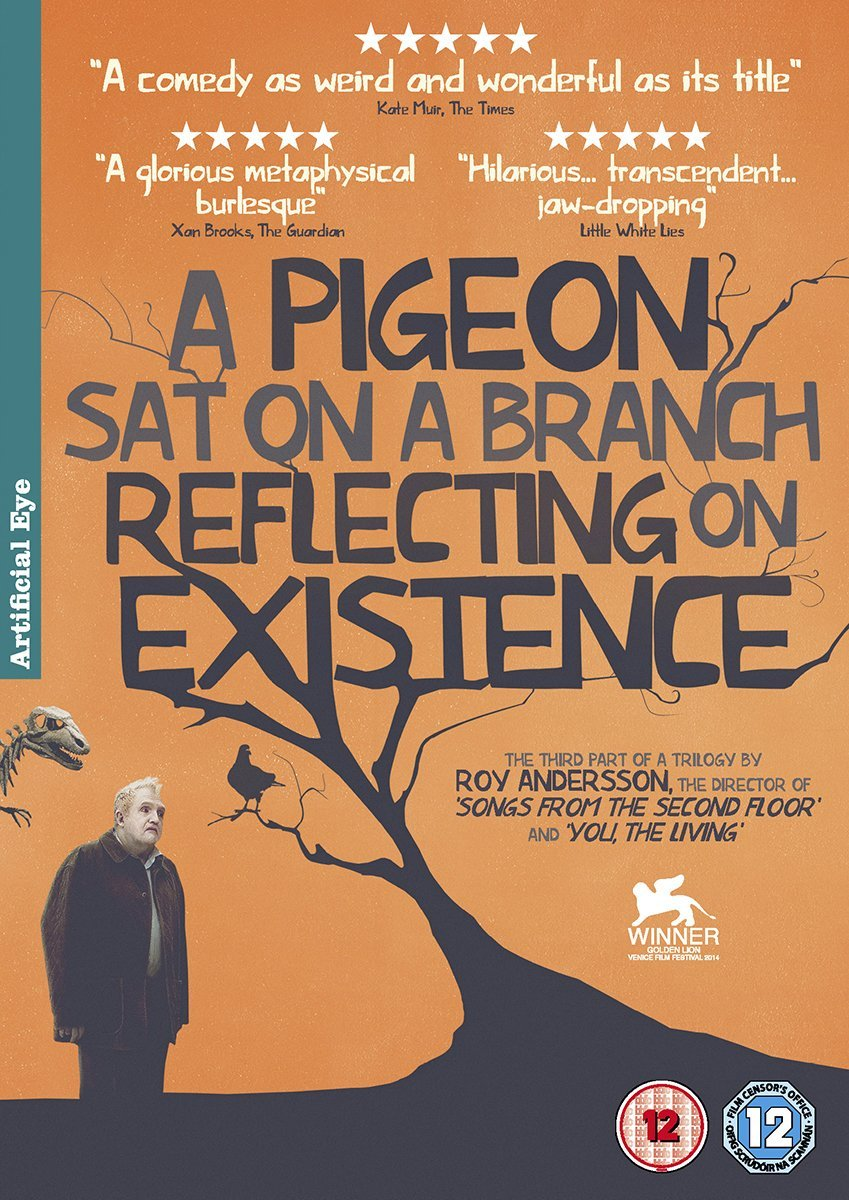 Buy A Pigeon Sat On a Branch Reflecting On Existence