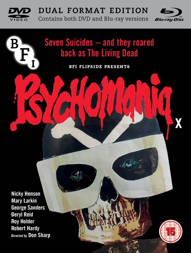 Buy Psychomania (Flipside 033)