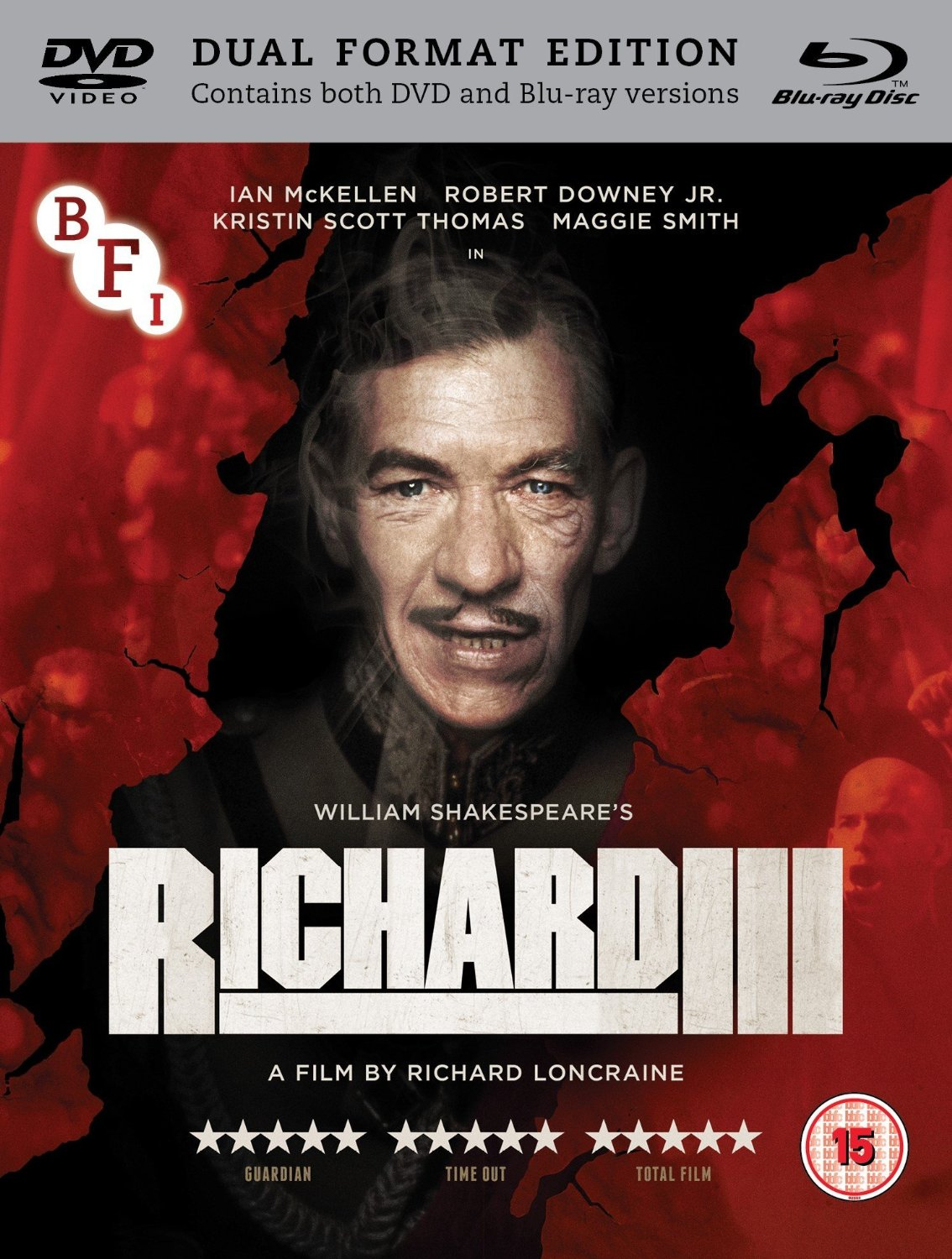 Buy Richard III (Dual Format Edition)