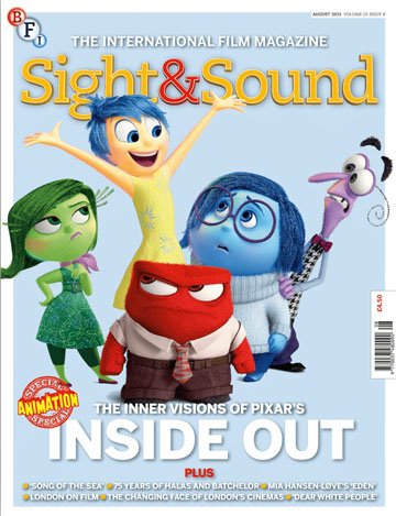 Buy August 2015 Sight & Sound