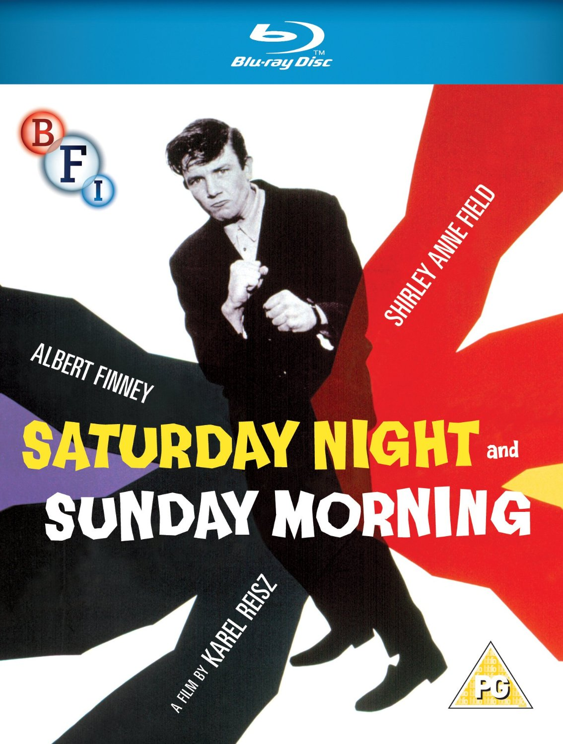 Buy Saturday Night and Sunday Morning