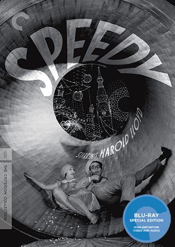 Buy Speedy (BLU-RAY)