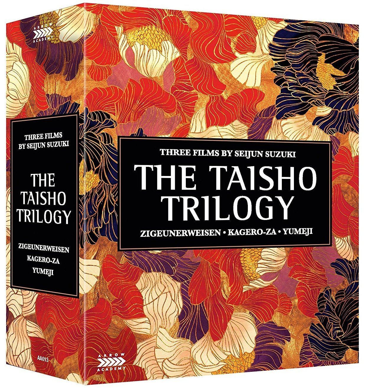 Buy Seijun Suzuki's the Taisho Trilogy