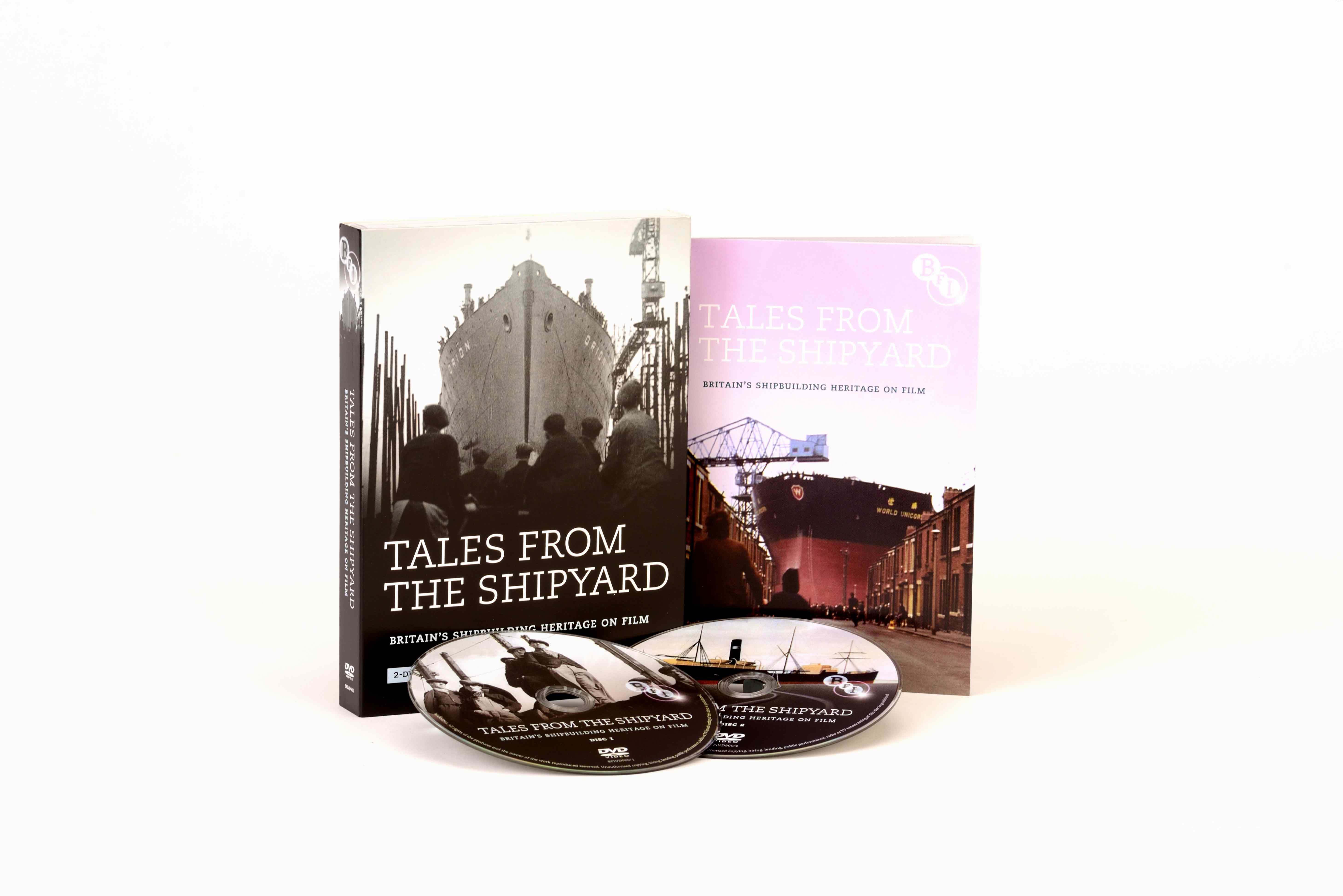 Buy Tales from the Shipyard (2-DVD set)