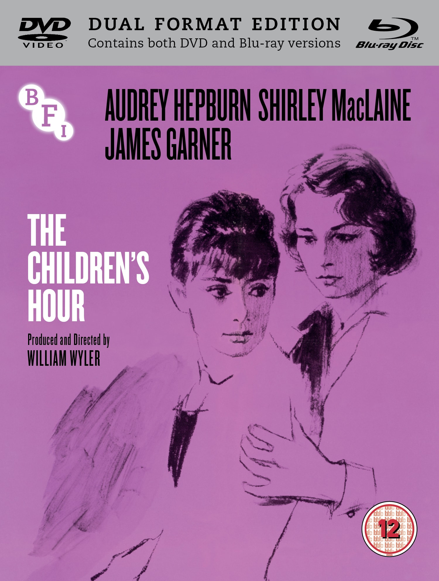 Buy PRE-ORDER The Children's Hour (Dual Format Edition)
