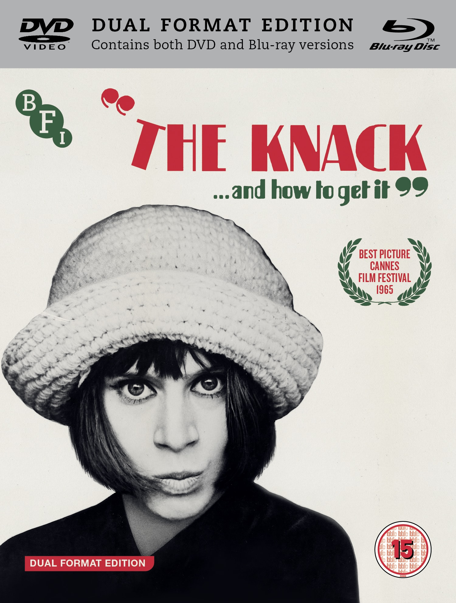 Buy PRE-ORDER The Knack...and how to get it (Dual Format Edition)