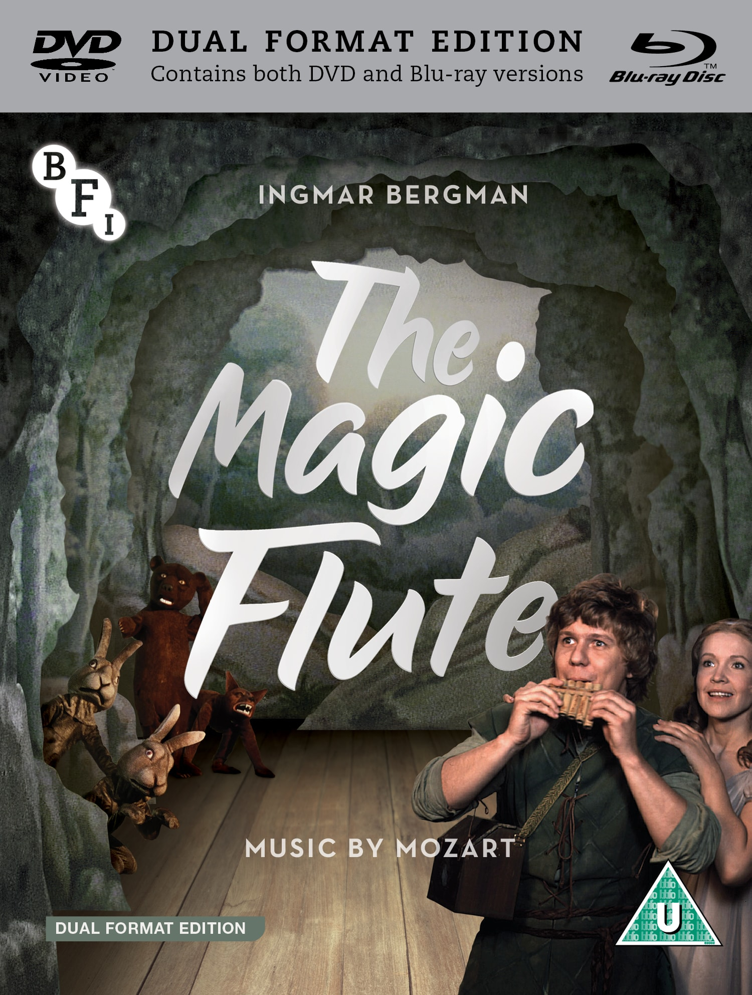 Buy The Magic Flute (Dual Format Edition)