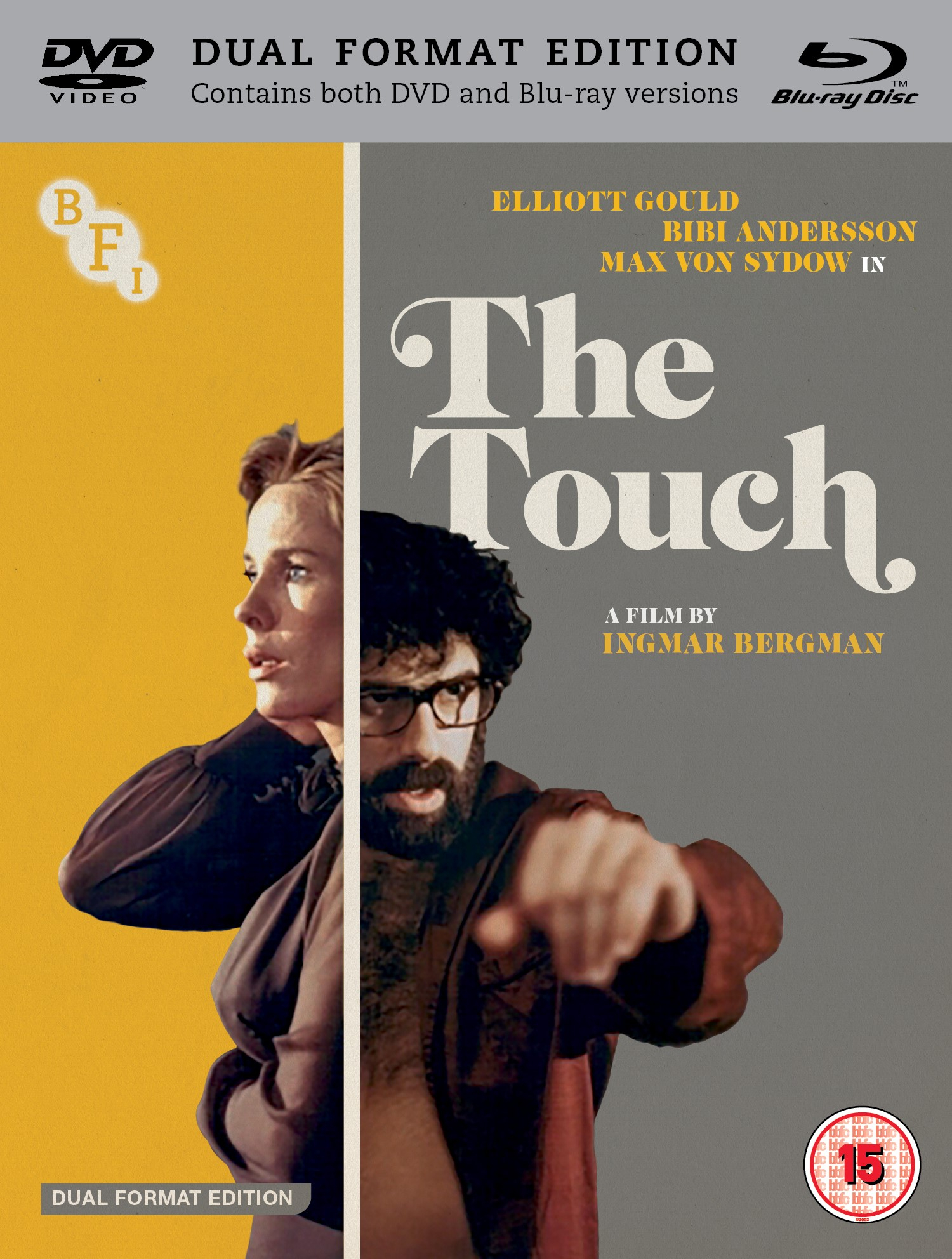 Buy The Touch (Dual Format Edition)