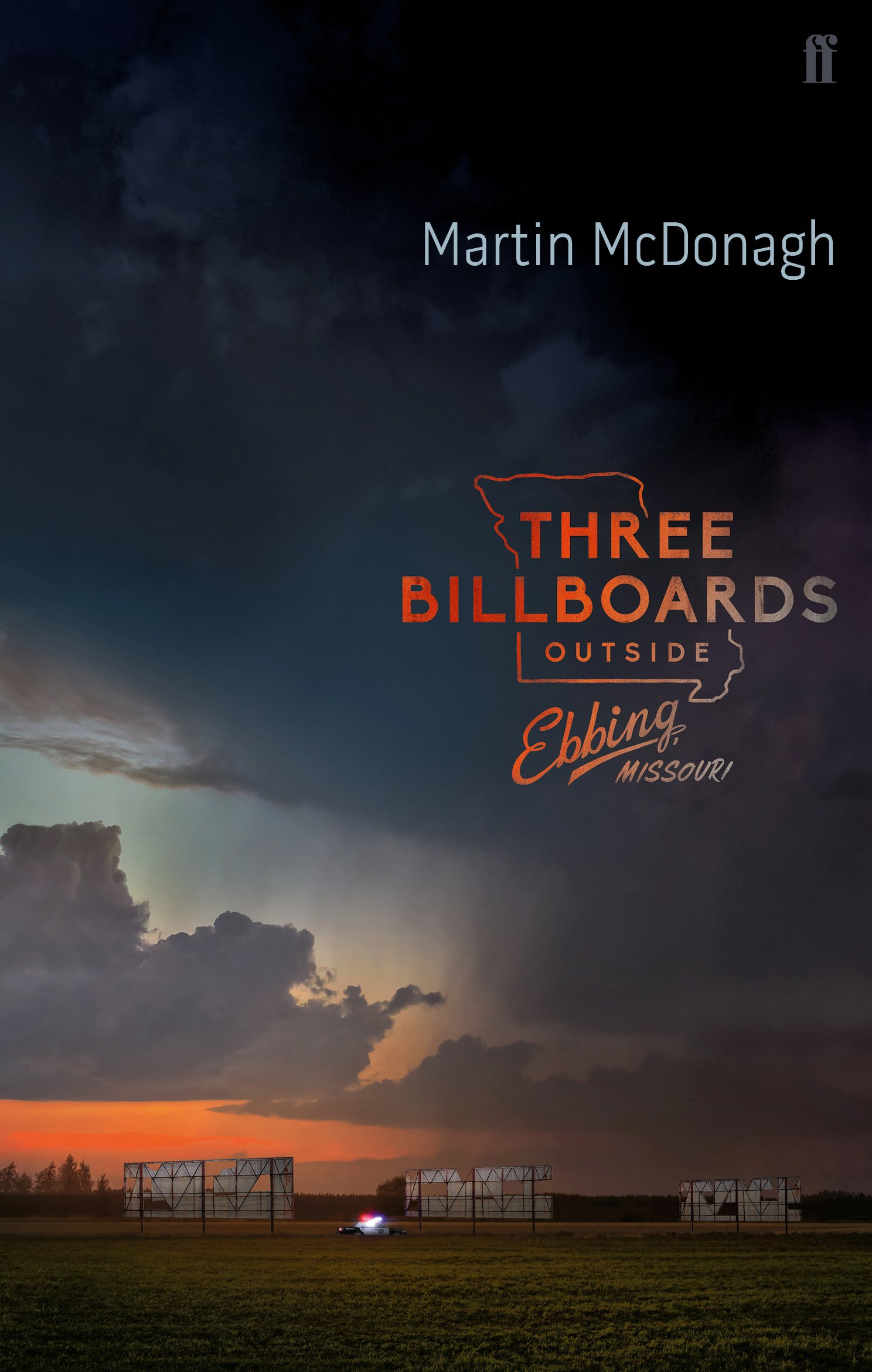 Buy Three Billboards Outside Ebbing, Missouri (Screenplay)